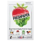 Freshpaper Natural Food Saver Sheets - 8s