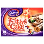 Cadbury festive cake selection box - 10s