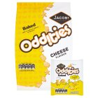 Jacob's oddities cheese - 5x25g Brand Price Match - Checked Tesco.com 18/08/2014