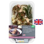 Waitrose chicken drumsticks & thighs herbs and shallots - 1kg