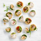 Mini roulade platter - each