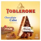 Toblerone Almondy Chocolate Cake - 400g Brand Price Match - Checked Tesco.com 27/07/2016