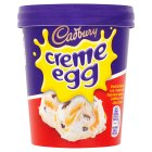 Cadbury creme egg ice cream - 480ml