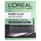 L'Oreal Pure Clay Detox Mask - 50ml