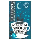 Clipper Snore & Peace 20 Enveloped Bags - 30g
