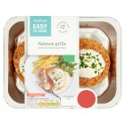Easy To Cook Salmon Grills with Soft Cheese - 230g