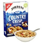 Jordan's Country Crisp Fruit & Nut - 500g New Line
