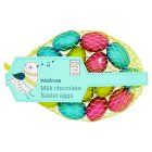 Waitrose Milk Chocolate Eggs - each