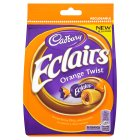 Cadbury eclairs orange twist - 180g Brand Price Match - Checked Tesco.com 28/07/2014