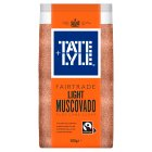 Tate & Lyle Fairtrade Light Muscovado Sugar - 500g