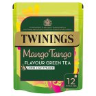 Twinings mango tango green tea 12 pyramids - 24g Brand Price Match - Checked Tesco.com 25/05/2015