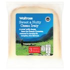 Waitrose medium Ossau Iraty cheese, strength 3 - 180g