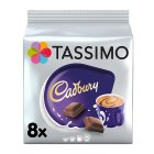 Tassimo fairtrade Cadbury hot chocolate drink - 408g