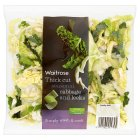 Waitrose Cabbage & leeks - 200g