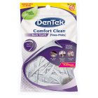 Dentek comfort clean floss picks mint