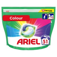Ariel 3in1 Pods Colour & Style