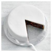 Celebration Fruit Cake Undecorated
