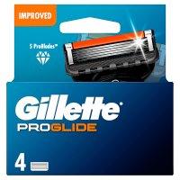Gillette Fusion ProGlide Manual Razor Blades 4 count