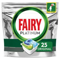 Fairy Platinum Dishwasher Original 27 Capsules