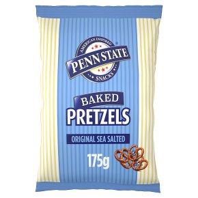 Penn-State original sea salted pretzels