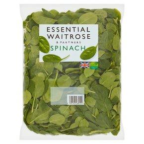 essential Waitrose spinach