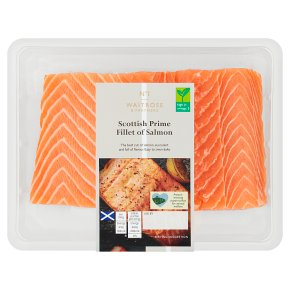 No.1 Scottish Prime Fillet of Salmon