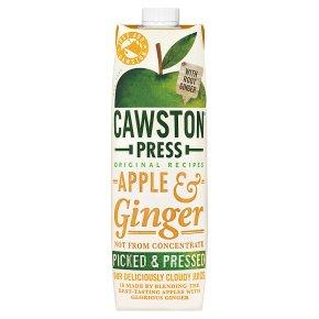 Cawston Press apple & ginger