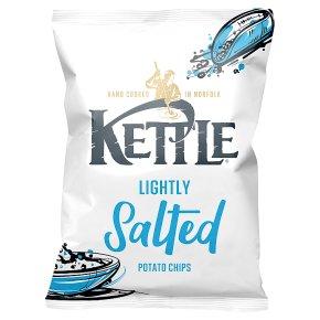 Kettle Chips Lightly Salted Crisps