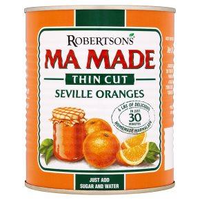 Ma Made Seville oranges marmalade