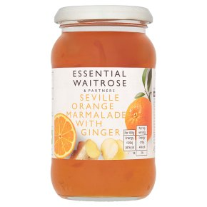 Waitrose orange & ginger marmalade