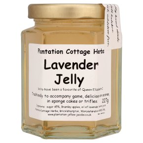 Plantation cottage lavender jelly