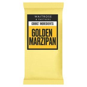 Waitrose Cooks' Ingredients Golden Marzipan