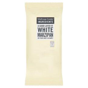 Waitrose Waitrose Cooks' Homebaking white marzipan