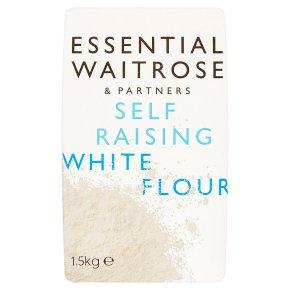 Essential Self Raising White Wheat Flour