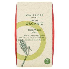 Waitrose Duchy Organic plain white flour