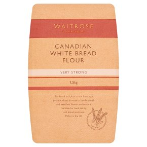 Waitrose Canadian & very strong white bread flour