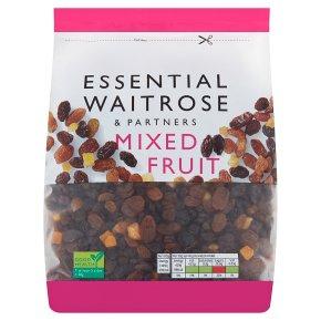 essential Waitrose mixed fruit