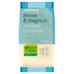 Waitrose ground almonds