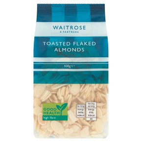Waitrose Flaked Almonds