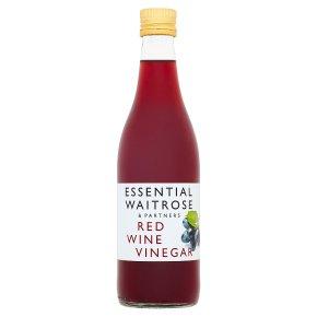 essential Waitrose red wine vinegar