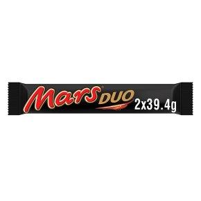 Mars bar duo