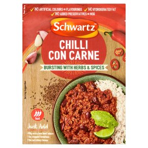 Schwartz mix for chili con carne