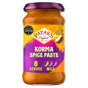 Patak's Korma paste