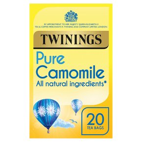 Twinings calming camomile 20 tea bags