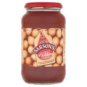 Sarson's pickling vinegar