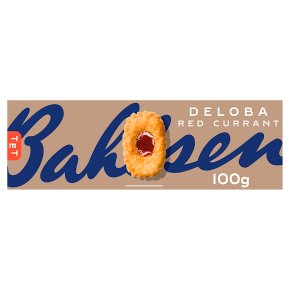 Bahlsen Deloba Redcurrant puff pastry