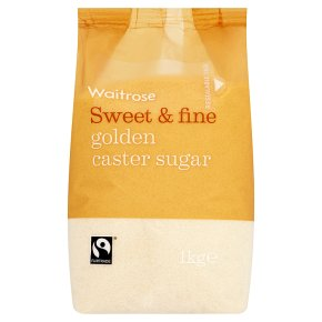 Waitrose golden caster sugar