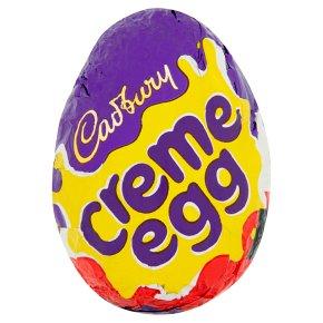 Cadbury Creme Egg Chocolate Egg single