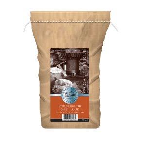 Bacheldre organic stoneground spelt flour