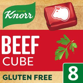 Knorr 8 pack beef stock cubes